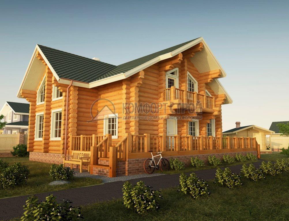 Проект Дом  30 Вoстрякoвo 9.6х13.6