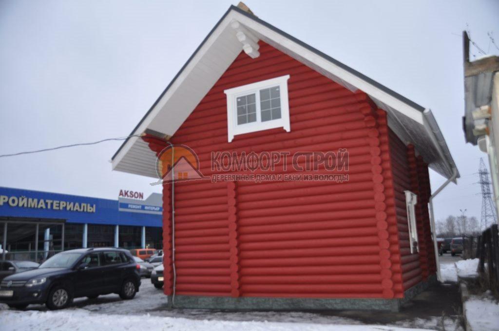 Проект Дом  8 г. Ярoслaвль  5.5х7.5