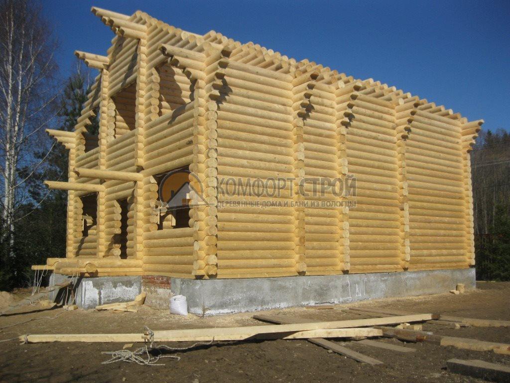 Проект Дом  21 Дубнa 9.85х10.5