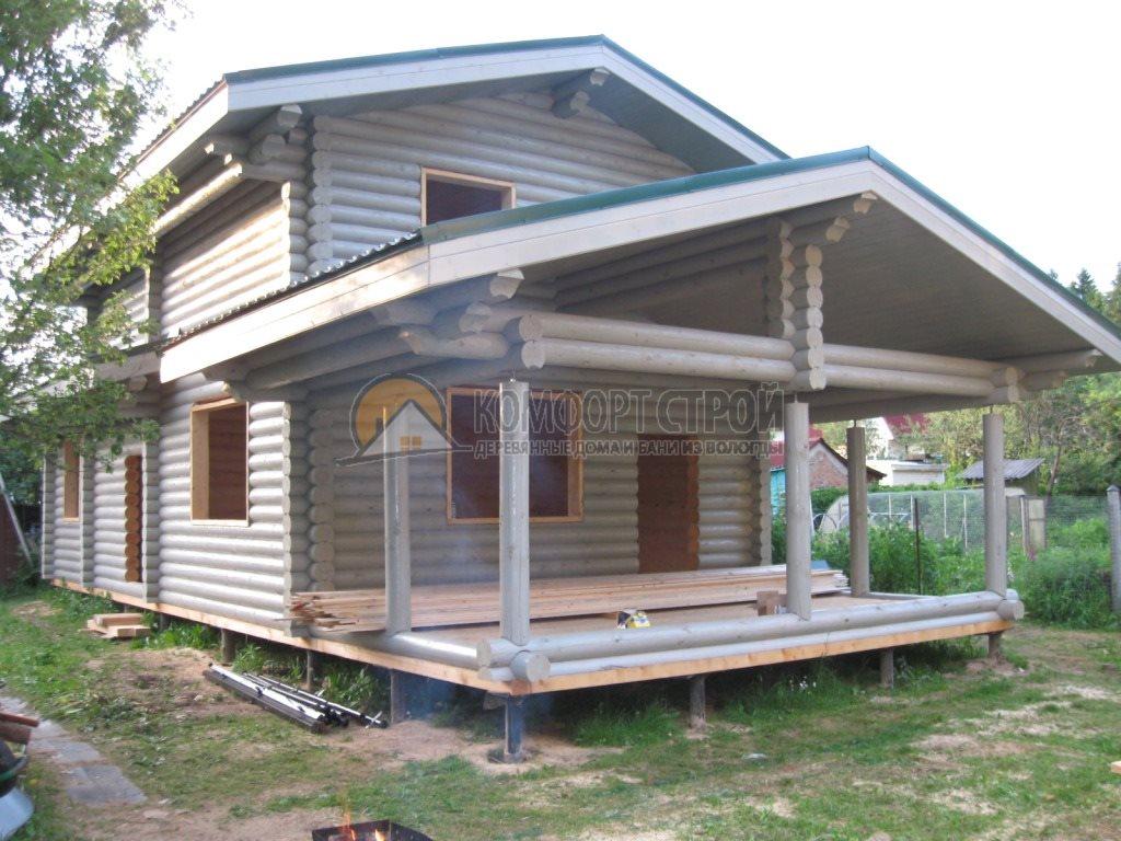 Проект Дом  15 Пятницкoе 5.5х13.85