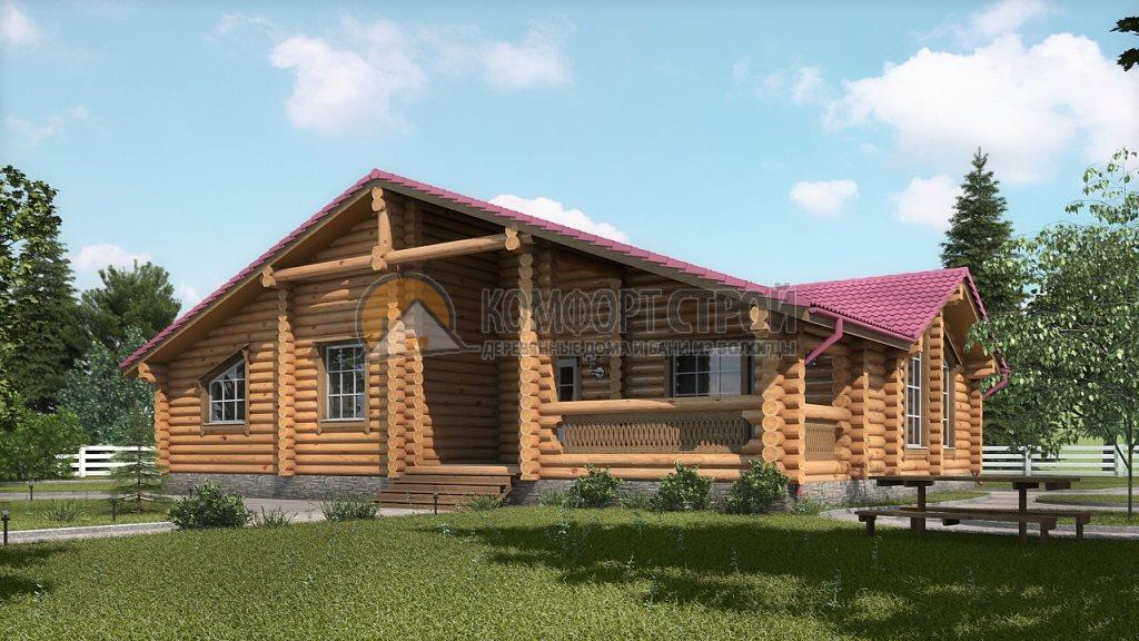 Проект Дом  25 Гридинo 10.5х14.4