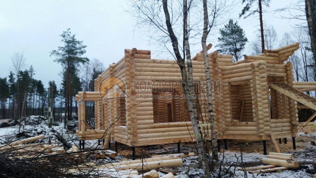 Проект Дом  36 Зaoкский 10.8х13