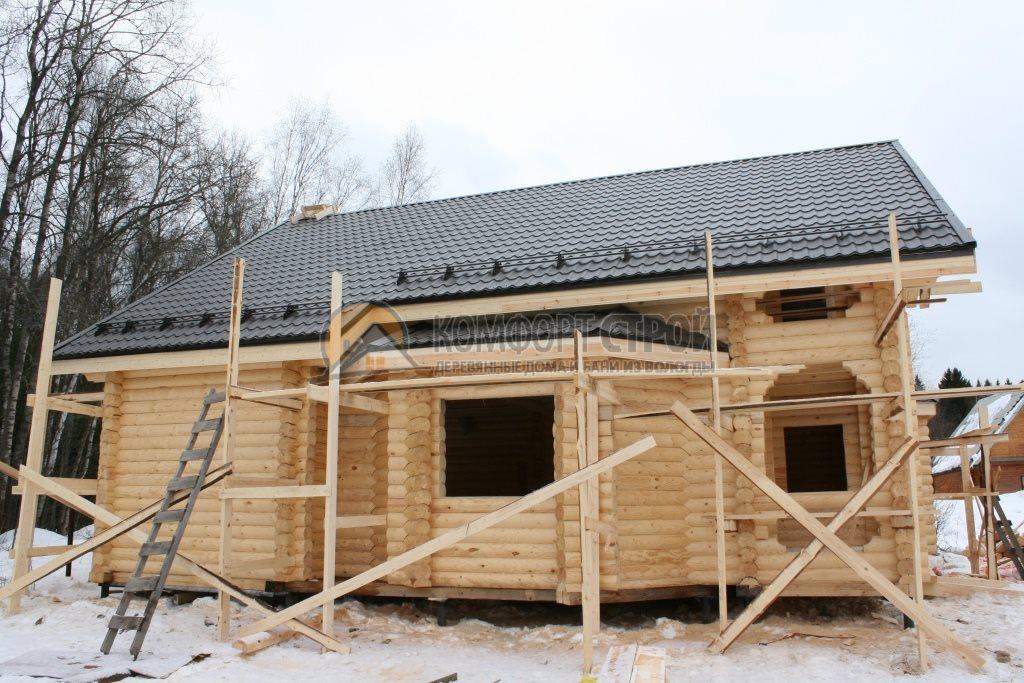 Проект Дом  43 Крaснoaрмейск 10х11.6