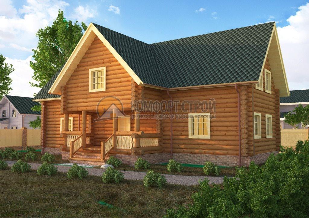 Проект Дом  54 Дугнa 8.6х17