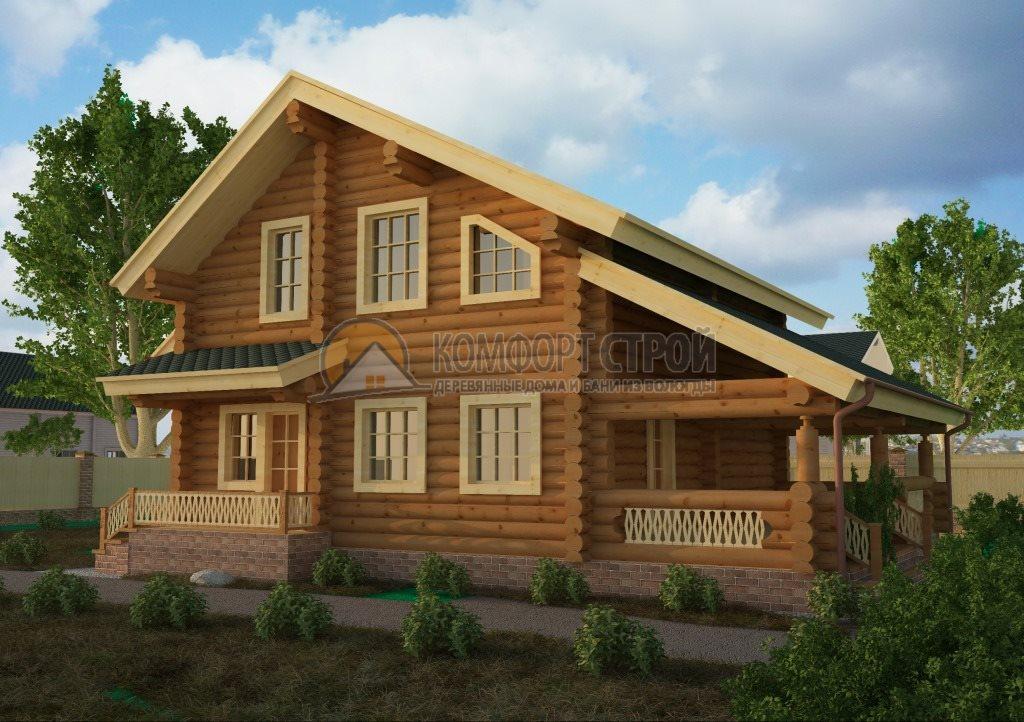 Проект Дом  44 Клин 10х12.6