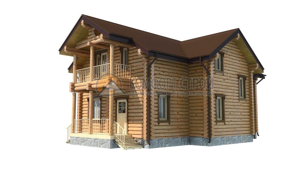 Проект Дом  50 Обнинск 11.4х13.5