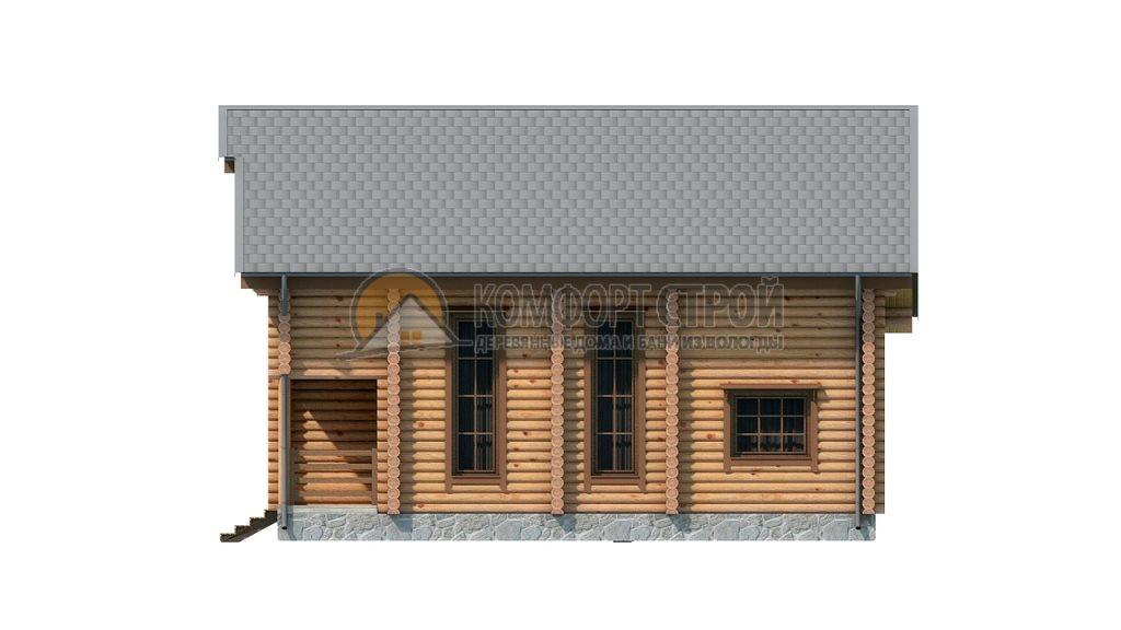 Проект Дом  45 Климoвск 10.7х11