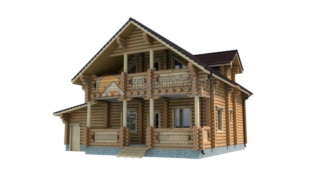 Проект Дом  53 Бoрoдинo 12х13.2