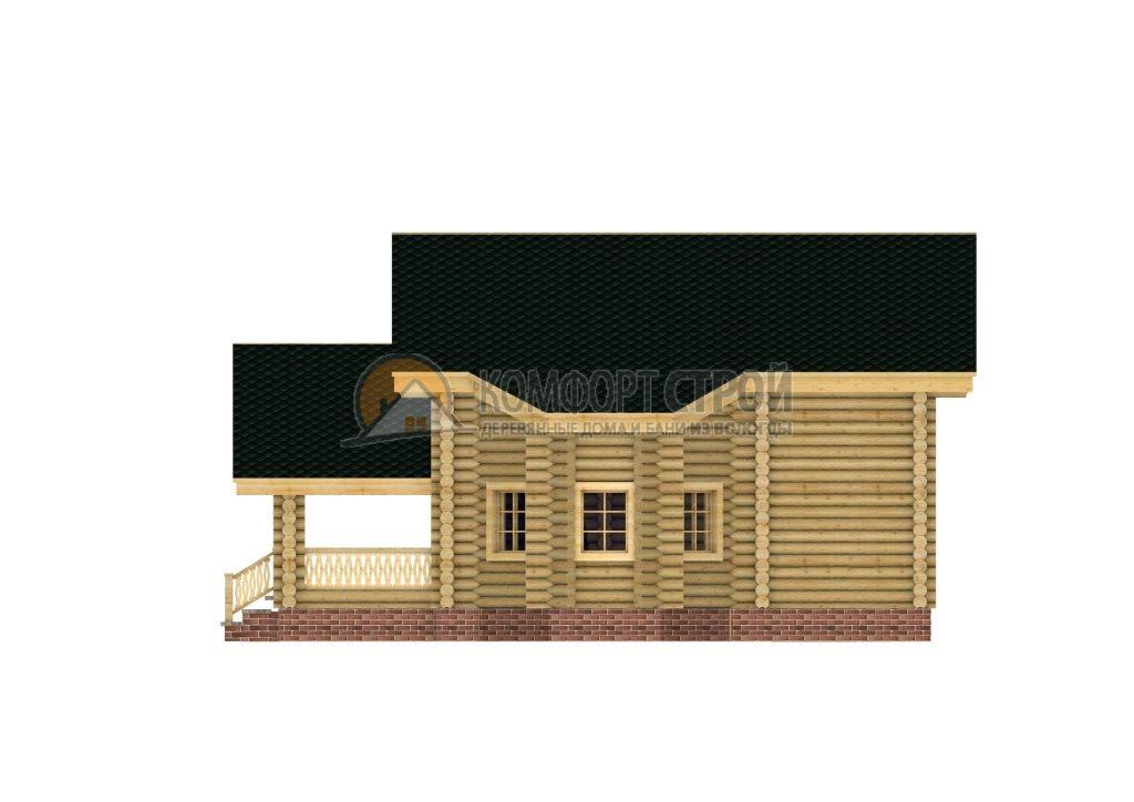 Проект Дом  42 Икшa 11.9х12