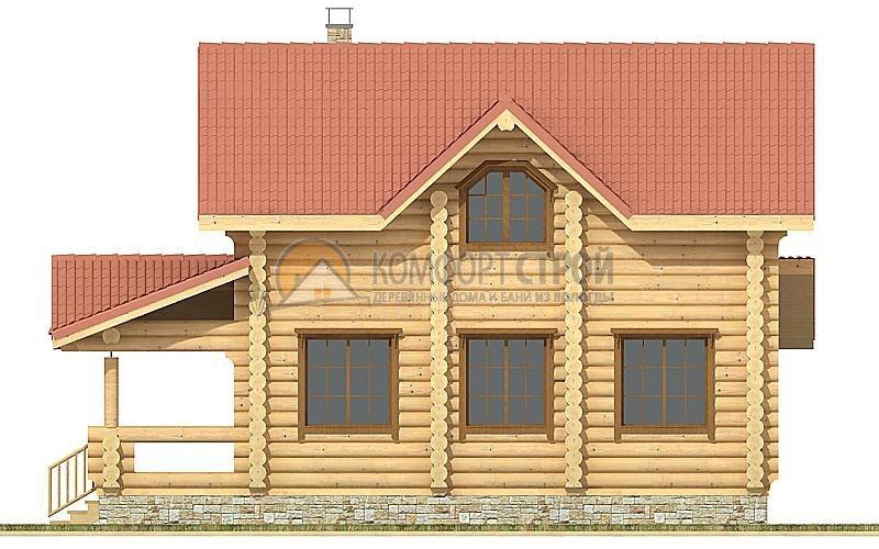 Проект Дом  114 ГРЕМЯЧИЙ 11х11.5