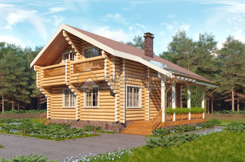 Проект Дом  141 ШАХОВСКАЯ 2 10х14