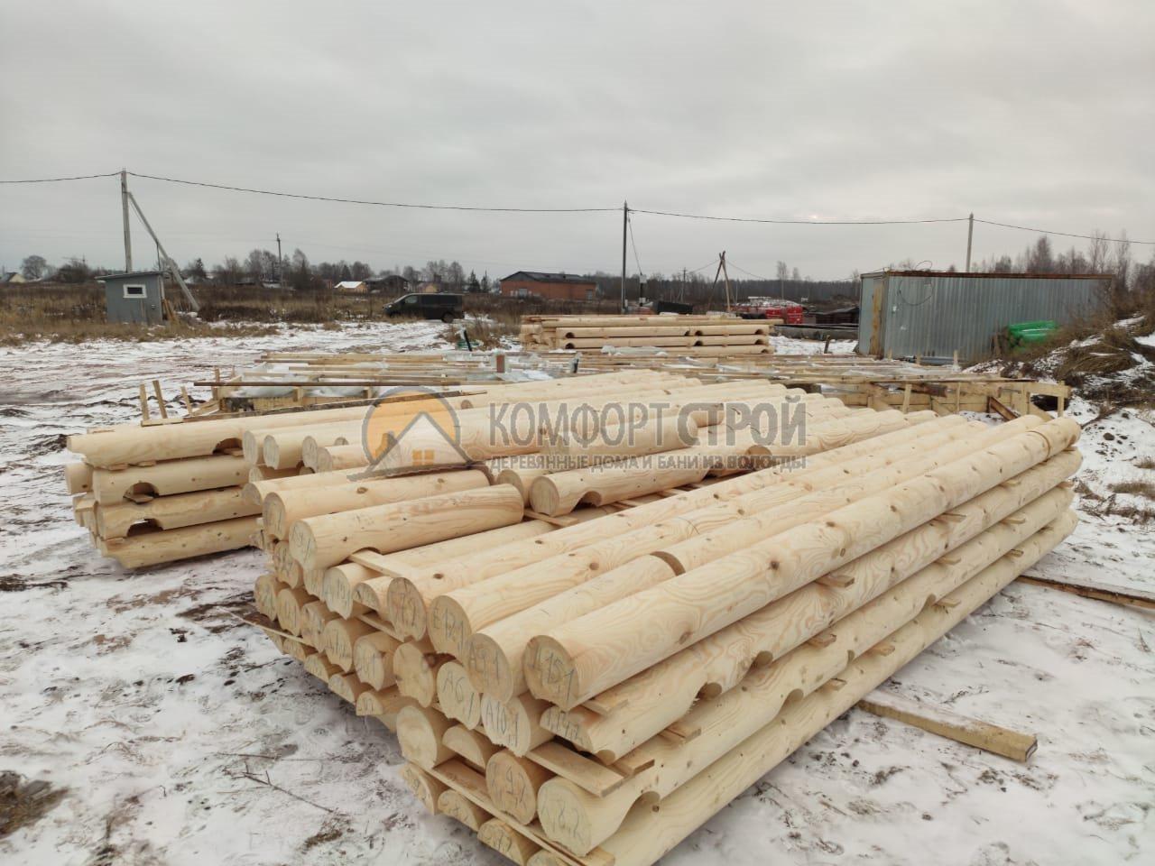 Проект Дом-Баня 123 ПОКРОВ 6.6х11