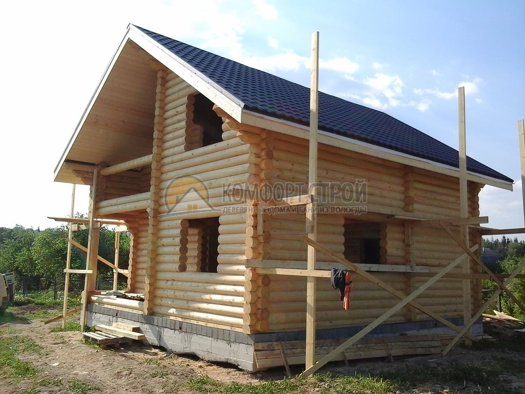 Проект Дом 177 Ермак 8.2х8.4