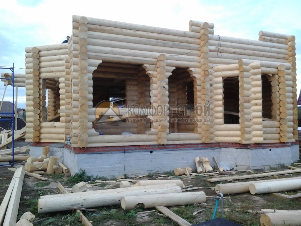 Проект Дом 180 Татаринцево 11.5х13.25