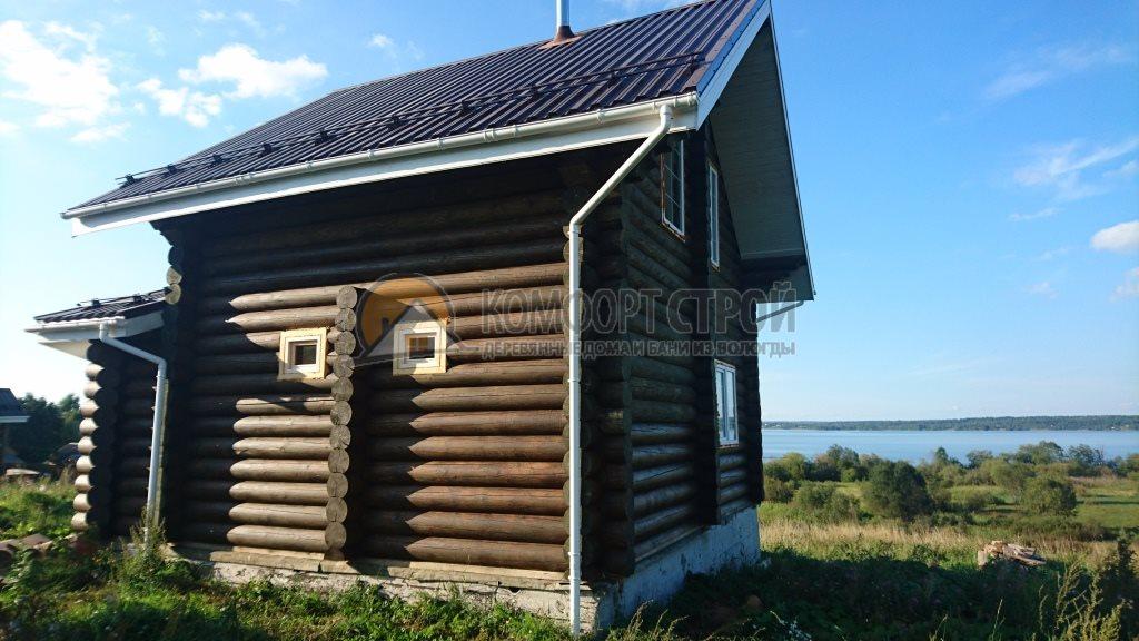 Проект Дом-Баня 181 Яков 7х8.2