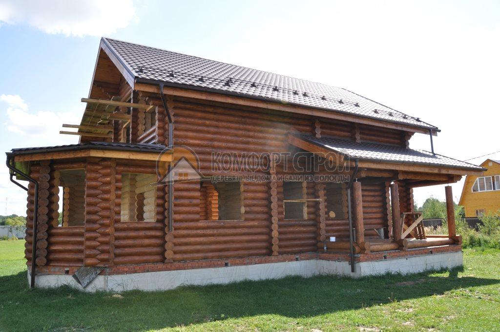 Проект Дом 179 Полесье 11х13