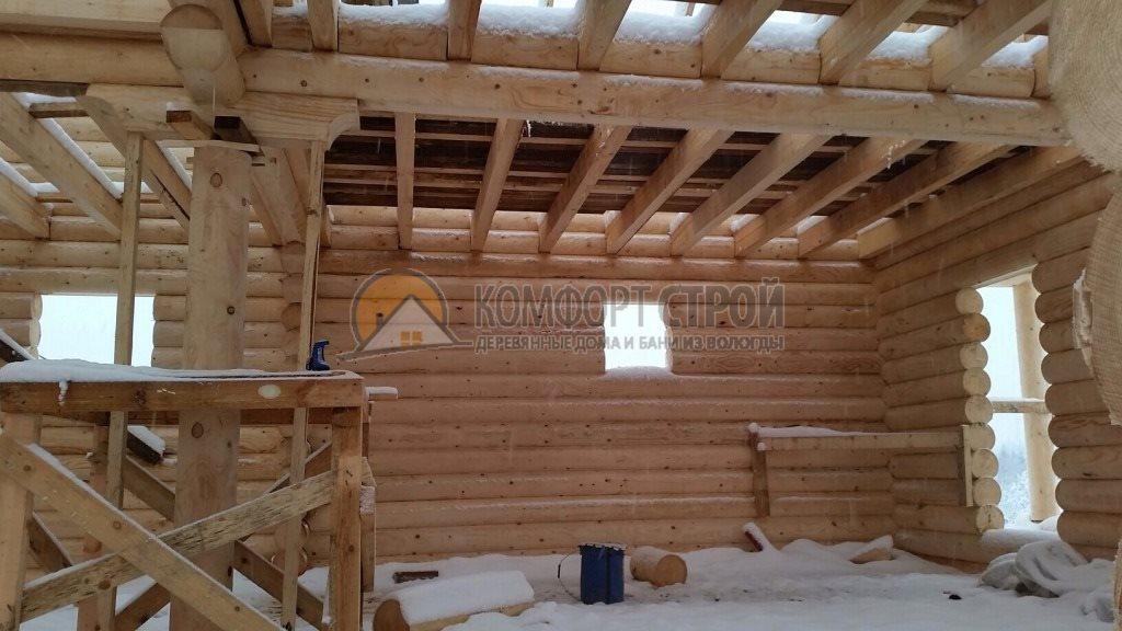 Проект Дом-Баня 178 Майор 9.7х10.1