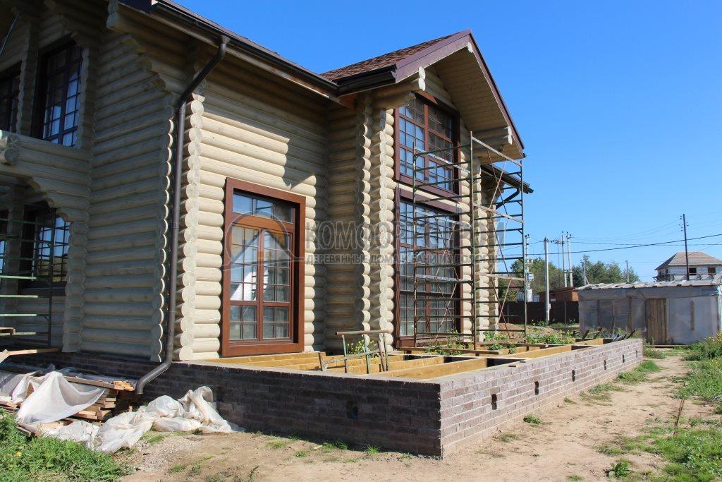 Проект Дом 187 Денисово 10.6х13.5