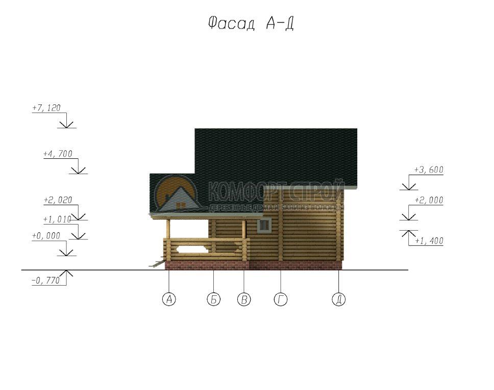 Проект №19 Агеевo 9.4х10.1