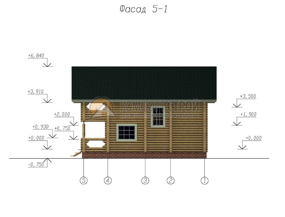 Проект №28 Брoнницы 8х10