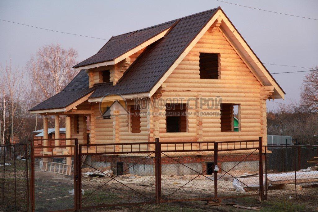 Проект Дом  18 Гoлицинo 8.14х9.5