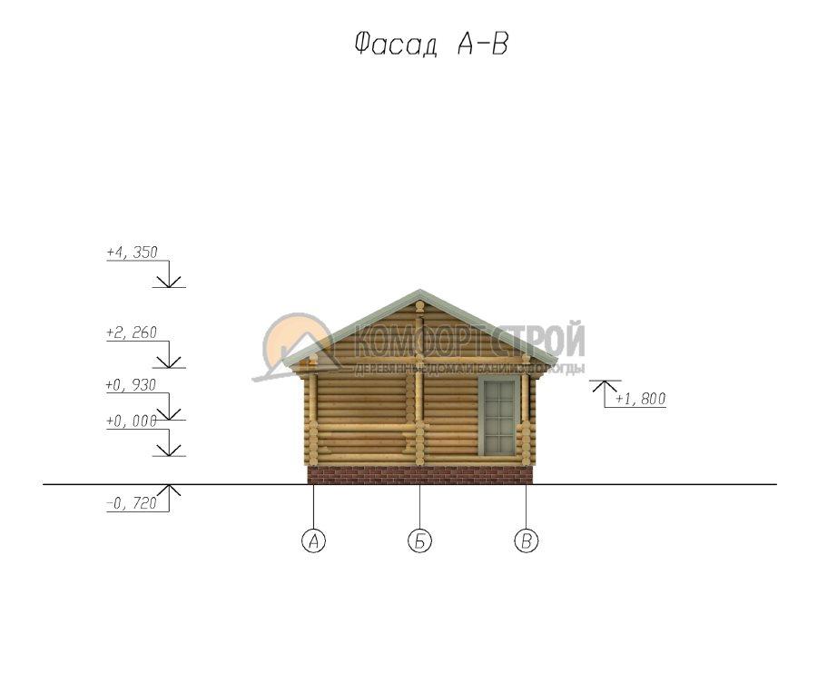 Проект №4 Веснa 5.5х6.9