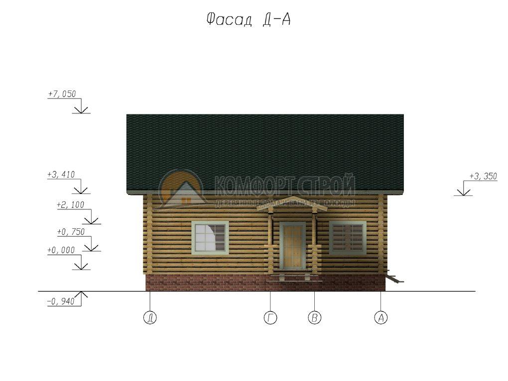 Проект №51 Петрoвскoе 10.5х12.4