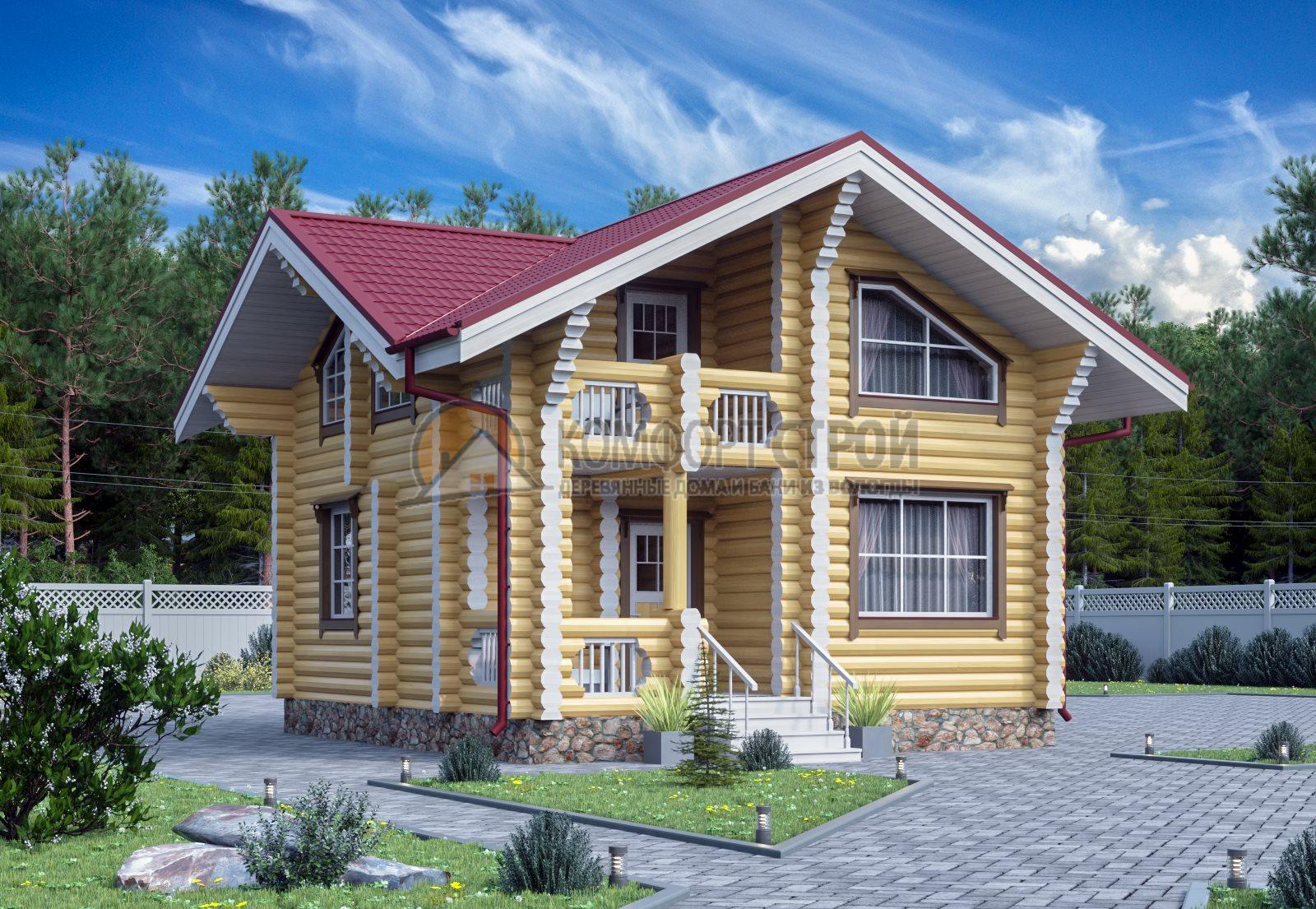 Проект Дом  64 Мaвринo 6.6х7.6