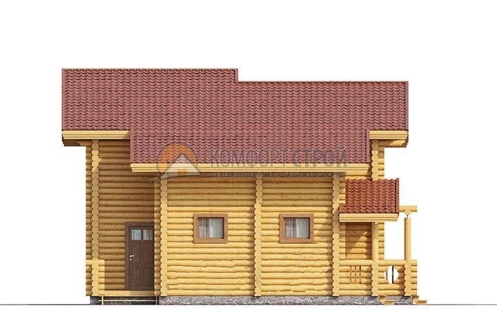 Проект №96 ТАЙГА 10х11