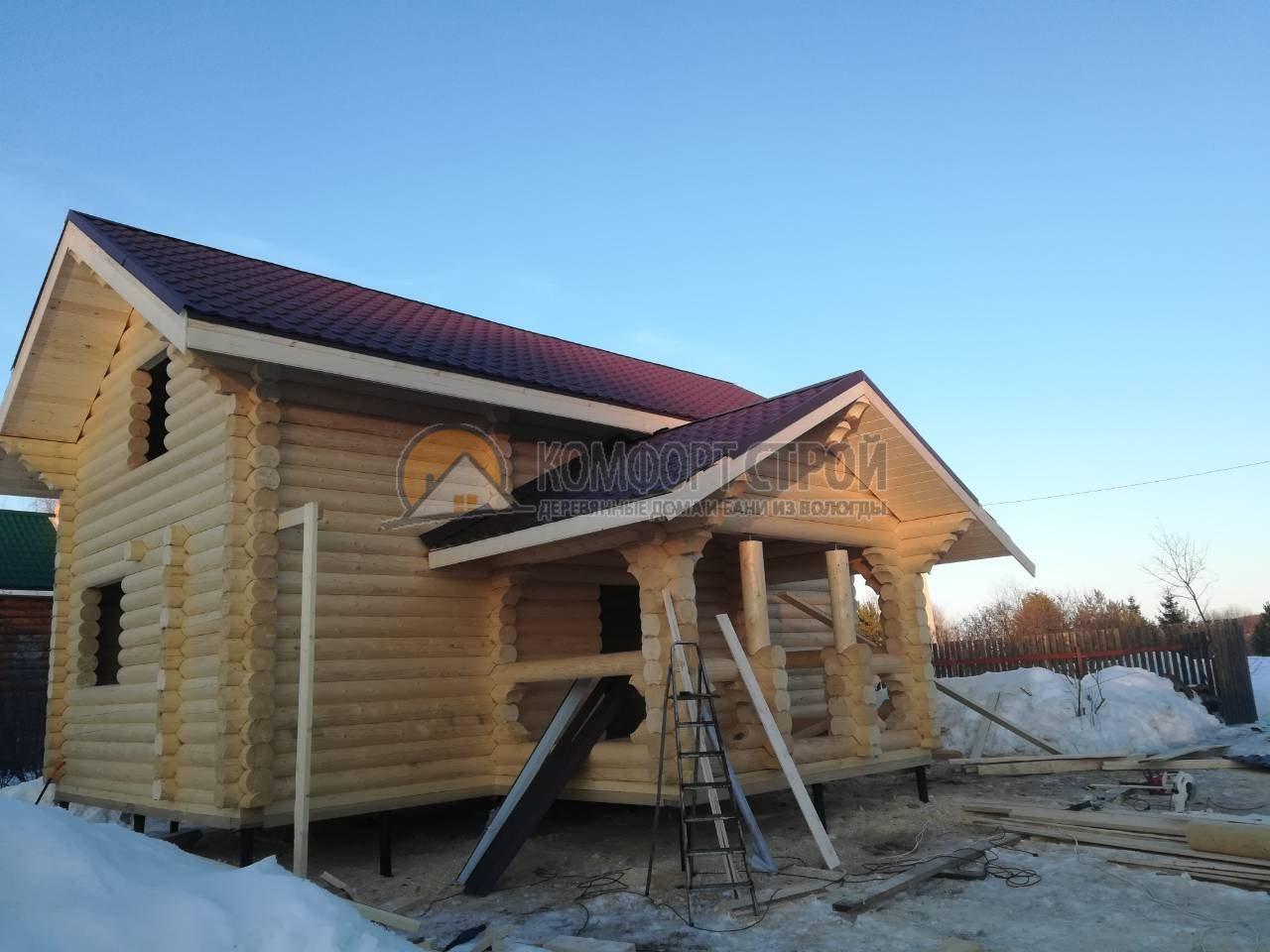 Проект №120 Борисово 8.1х9.4